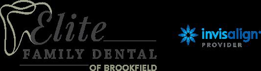 Elite Family Dental and Invisalign Provider logo